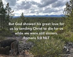 Love - Romans 5:8