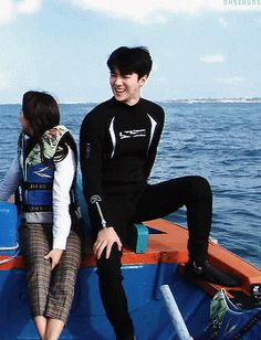"""ohsehuns: """"Busted! ep.2 