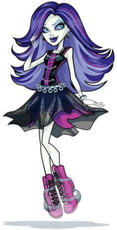 Spectra Vondergeist - Monster High