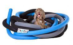 Casa para perro. Versión a-001. Más información en dogchitecture.com nuugi.com