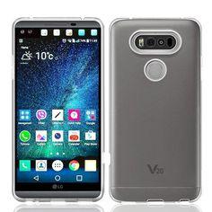 Zizo Slim-fit TPU Cover LG V20 Case - Clear