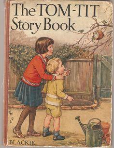 THE TOM-TIT STORY BOOK - BLACKIE, ill. Cicely M. Barker | eBay
