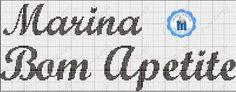 Resultado de imagem para grafico nome mariana ponto cruz