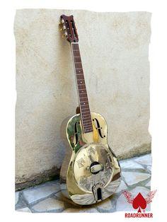 D.Enesa Dobro completely restored by Roadrunner Guitars