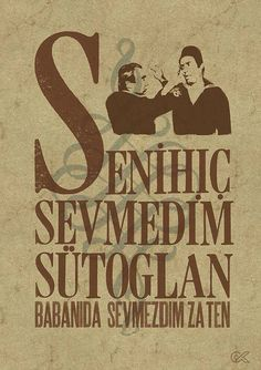 Kemal Sunal&Şener Şen-Sütoğlan-Bir Yeşilçam klasiği derler