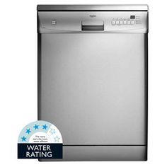 Dishlex 60cm Freestanding Dishwasher - DX301SK Silver