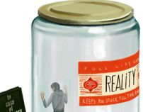 the jar by Giorge Roman, via Behance