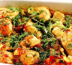 Reţetă: Tocanita de pui cu legume si patrunjel verde | Restaurante de Lux