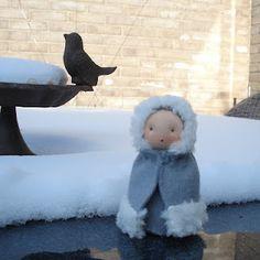 little winter gnome