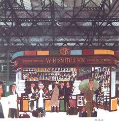 Miroslav Sasek - W.H.Smith & Sons