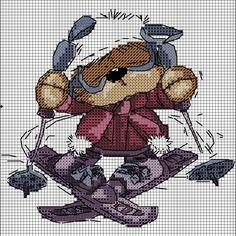 Fizzy Moon - so cute Kawaii Cross Stitch, Small Cross Stitch, Beaded Cross Stitch, Cross Stitch Animals, Cross Stitch Kits, Cross Stitch Embroidery, Fizzy Moon, Cross Stitch Boards, Modern Cross Stitch Patterns