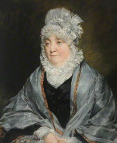 Mrs Tuder by John Constable    Date painted: 1818 Oil on canvas, 73.5 x 60.8 cm Collection: Barnsley Museum and Heritage Service