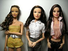 Thrift store finds by Ed doll boy, via Flickr