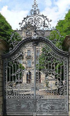 ˚Bayreuth Gate - Germany