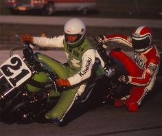 Good old AMA Superbike days..........