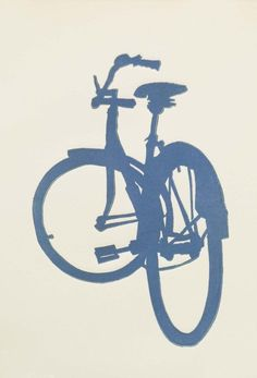 bike stencil
