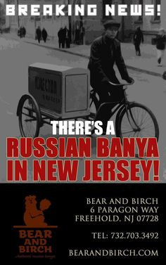 Russian Banya in NJ