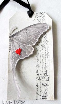 Tag Tuesday Challenge 'Hearts' by Velvet Moth Studio