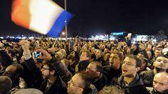 Dieudonné censurato a Nantes: migliaia di fan protestano pacificamente