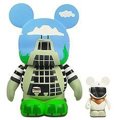 Vinylmation Park 8 Series 9'' Figure -- Disney's Contemporary Resort