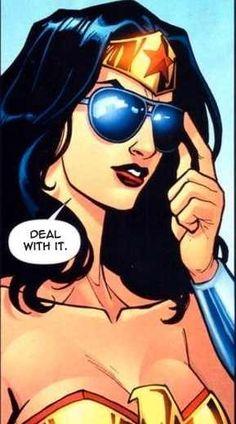 Wonder Woman.. im obsessed :)