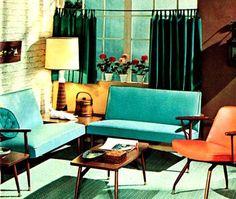 1950's Style #futuristicfurniture