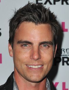 Colin Egglesfeld. Nature created him, and he is drop dead gorgeous... :)