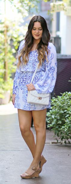 @showmeyourmumu does it again with this patterned dress!