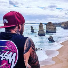 This place #greatoceanroad #twelveapostles #apollobay #roadtrip  #adventure #Australia #beaches #coastline #beautiful #amazing #serenity #ocean #happyplace #surf #beach #lifeisbeach #lochardgorge #tattoos #tatted #ink #skin #art #guyswithtattoos #girlswithtattoos #picoftheday #thisplace by jamesjimmy82