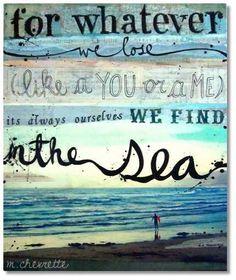 Sea Philosophy