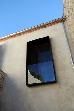 Cal Muns. Calaf. Barcelona. 2015. Private house refurbishment. Balcony.