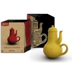 The Design of Everyday Things: Coffeepot for Masochists