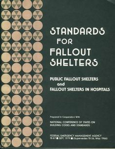 """Standards for Fallout Shelters"""