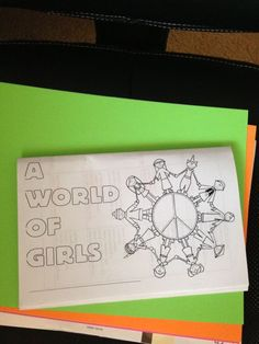Brownie World of Girl's: It's Your Story, Tell It! Passport Book