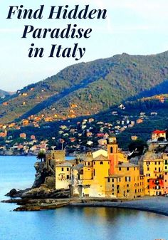 Camogli Italy -The Italian Riviera gem of Camogli remains absent in popular guidebooks. Camogli is Italian paradise for those who find their way.
