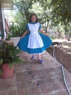 Disfraz Alicia en el país de las maravillas