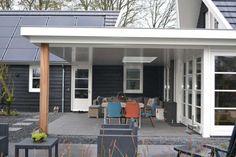 Nieuwbouw woning met bijgebouw - Projecten - Bouwbedrijf Habe