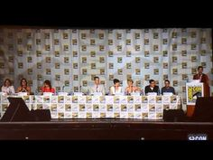 Credit LUVGURL1908 Once Upon a Time Entrances and Panel Comic Con 2013 [1] - YouTube