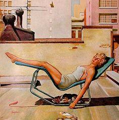 George Hughes | par oldcarguy41 Retro Humor, Vintage Humor, Retro Funny, Funny Vintage, Funny Quotes, Funny Memes, Hilarious, Funny Stuff, Laminas Vintage