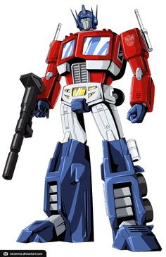 Optimus G1 by vectormz.deviantart.com on @DeviantArt
