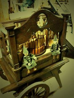The music box which has only one in the world  #TuscanyAgriturismoGiratola