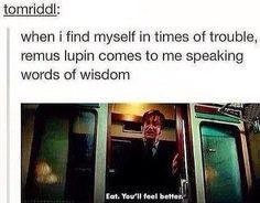 Harry potter advice