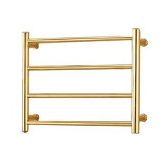 BILLY'S HOME Towel Warmer Drying Rack, Electric 304 Stainless Steel Tower Warmer with 4 Heated Bars Wall-Mounted for Bathroom Gold – Best Towel Models and Patterns 2020 Towel Warmer Rack, Wall Mounted Drying Rack, Towel Rack Bathroom, Wall Bar, Night Lamps, House Colors, Bedroom Decor, Stainless Steel, Electric