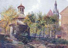 Prag, Vaclav Jansa