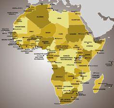 A Z Afrika Terkepek Nevu Tabla 8 Legjobb Kepe Afrika Marokko
