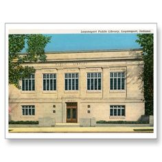 Library, Logansport, Indiana
