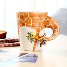 Giraffe mug...