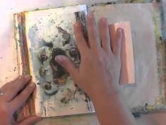 Explore adding image transfers to your art journal using gel medium with Donna Downey. . . . . . . . . .  Artist connection: http://pinterest.com/pin/169659110935103552/ (Run time: 13:29)