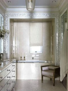 1000 images about wall ideas on pinterest glitter tiles for White glitter bathroom accessories