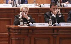 Adio, Vio! Guvernul Dăncilă a căzut! Moţiunea de cenzură a trecut cu 5 voturi peste limită. Trei aleşi PSD au fost de partea Opoziţiei   adevarul.ro
